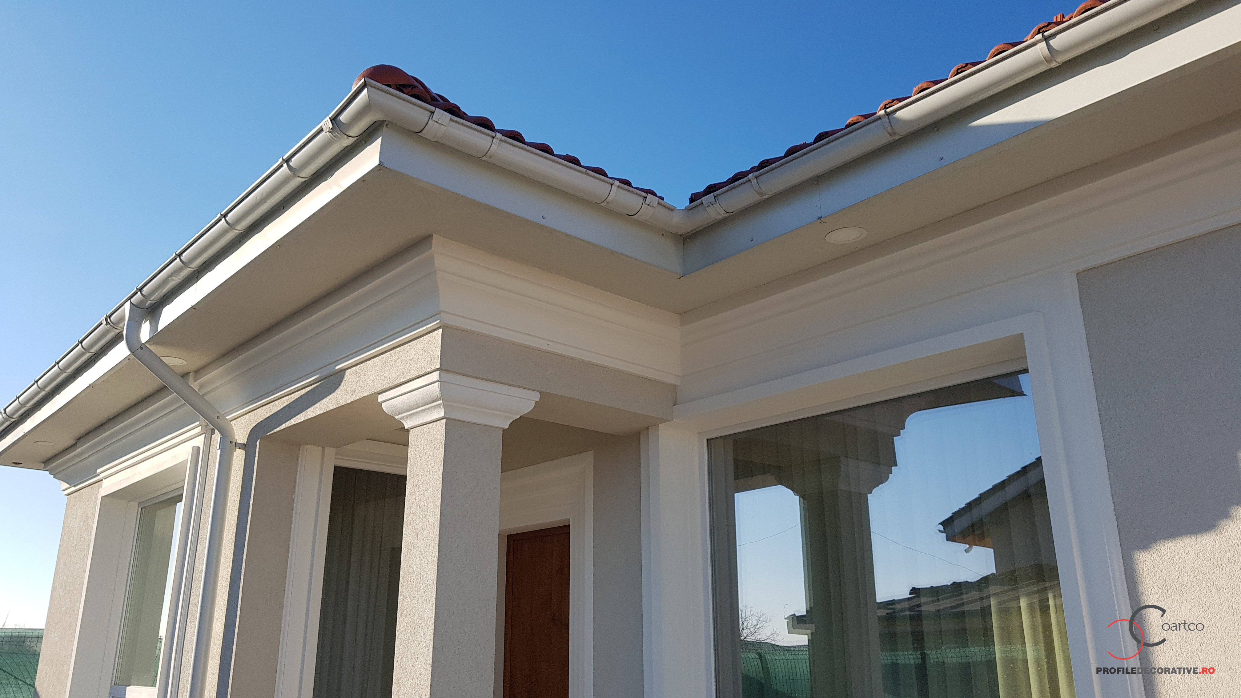 Pret elemente arhitecturale pentru fatada casa, localitatea corbeanca