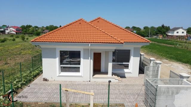 acoperis casa de vanzare in localitatea corbeanca